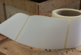 מדבקות חלקות למדפסת טרמל טרנספר