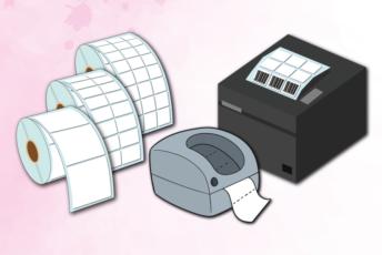 מדבקות טרמיות למדפסות